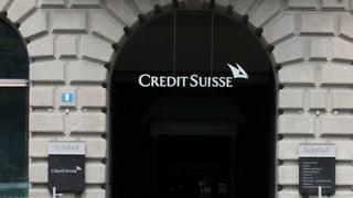 Credit Suisse ha stuì laschar plimas en il segund quartal