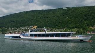 Kanton Bern zahlt 3 Millionen an neues Bielersee-Schiff