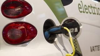 Wenig Nachfrage nach Strom für Elektrofahrzeuge