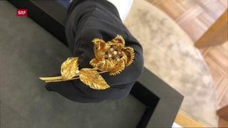 Die älteste Goldschmiede von Europa in Zug (Artikel enthält Audio)