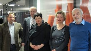 Zürich wohin nach der Wahl? Die Zürcher Parteien diskutieren