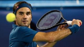 Federer cuntanscha final a Dubai