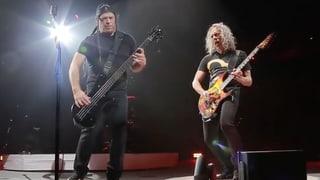 Metallica: Die lausigste Coverband der Welt