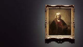 Rembrandt: Je älter, desto genialer