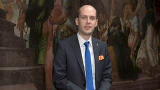 Ermittlungsverfahren gegen SVP-Grossrat Joël Thüring