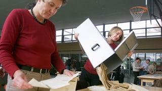 Im Kanton Freiburg gehen Ausländer kaum zur Urne