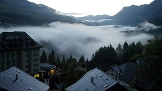 Fast eine Million Gäste nutzen Schweizer Airbnb-Angebote