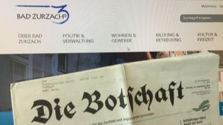 Amtliche Publikationen im Internet: Regionalverleger zweifeln