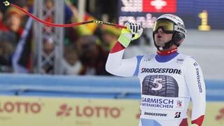 Feuz triumphiert in Garmisch