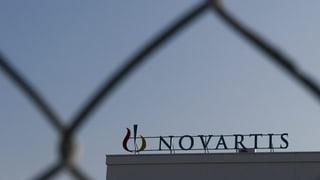 Novartis baut neue Produktionsanlage mit bis zu 450 Stellen