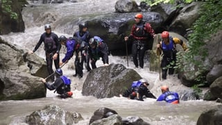 Tödlicher Canyoning-Trip im Berner Oberland – 15 Jahre später