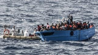 Tote Flüchtlinge auf dem Mittelmeer soll es nicht mehr geben