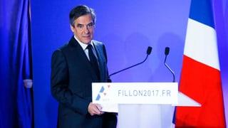 Kandidat Fillon zunehmend isoliert