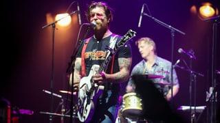 Zurück in Paris: Eagles of Death Metal trotzen dem Terror