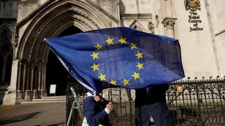 Brexit, aber wie genau? Richter haben das letzte Wort