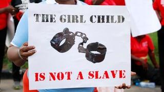 Die entführten Mädchen werden vom Staat Nigeria im Stich gelassen