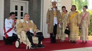 30 Jahre Haft für Majestätsbeleidigung