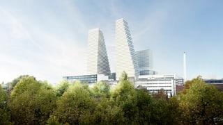 89 Einsprachen gegen Ausbaupläne der Roche in Basel