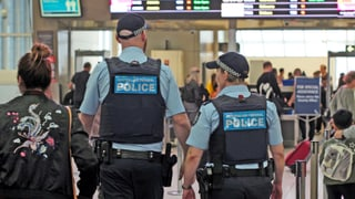 Massnahmen an Flughäfen bleiben auf unbestimmte Zeit bestehen