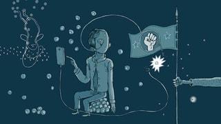 Das Schattenzeitalter – oder der Beginn der Offline-Bewegung