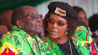 Arrest da chasa suenter putsch per president da Simbabwe