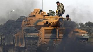 Erdogan droht mit Offensive auf irakisches Gebiet
