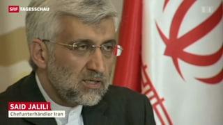 Atomstreit mit Iran: «Viel Lärm um nichts»