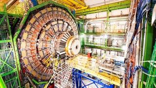 Video «60 Jahre CERN – Harald Lesch über die Rätsel der Physik» abspielen