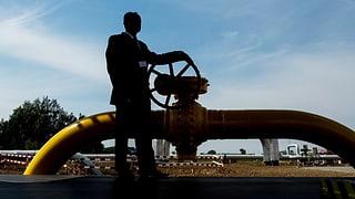 Atempause im Gas-Streit Russland-Ukraine
