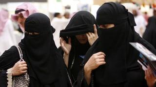In Saudi-Arabien sollen die Schleier fallen