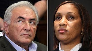 Strauss-Kahn kommt aus der Zimmermädchen-Affäre raus