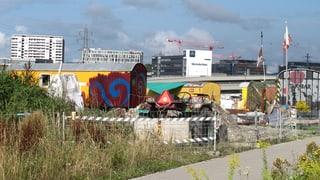 Der Stadtberner Hüttendorfzone droht Verzögerung