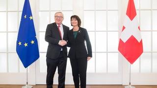 Milliarda da coesiun per UE