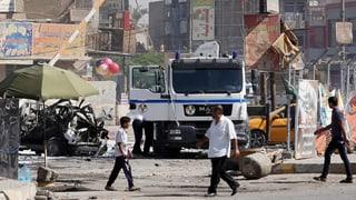Neuer Bomben-Terror in Bagdad
