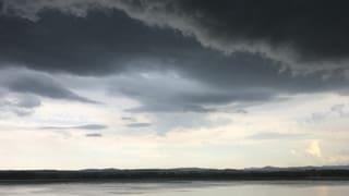 Gewitterlinie überquert die Schweiz - die Bilanz