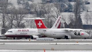Aufwind für Swiss in Kloten