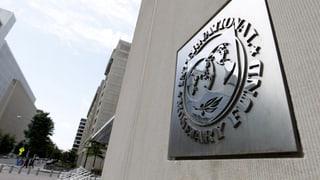 IWF greift der Ukraine mit Milliarden unter die Arme
