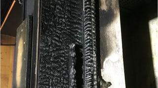 Cuira: incendi en in albiert da giuventetgna
