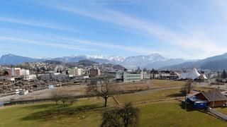 Soll Luzern Land für neue Saalsport-Halle verkaufen?