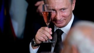 Putins wohlkalkulierte Charmeoffensive