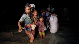 Lesen Sie hier mehr über die Situation der Flüchtlinge aus Burma.