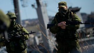 OSZE-Beobachtern wird Zugang zur Krim verwehrt