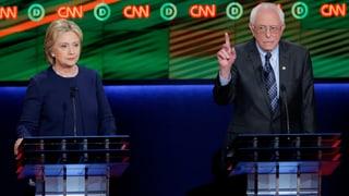 «Sanders hat Clinton zu einer besseren Kandidatin gemacht»