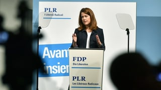 FDP-Basis stellt sich hinter Gössi