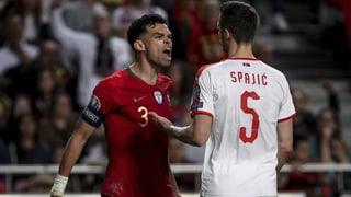 Portugal leistet sich den nächsten Ausrutscher