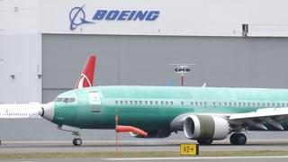 «Gebt dem Flugzeug einen neuen Namen»