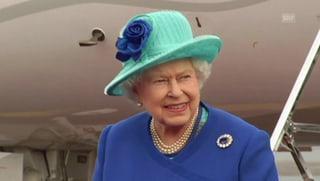 Salutschüsse für die Queen: Staatsbesuch in Deutschland