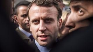 Macron bricht sein Schweigen