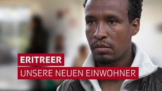 Eritreer in der Schweiz: Besuch im Empfangszentrum Kreuzlingen
