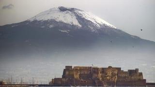 «Die Menschen vergessen, wie gefährlich die Vulkane sein können»